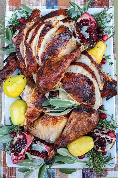 Turkey Roast Perfect Brined Thanksgiving Freutcake