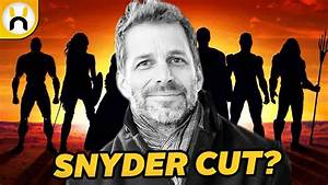 Zack Snyder Supports Fan Petition for Justice League ...