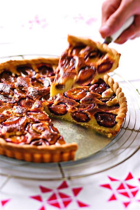cuisine prune recette tarte aux prunes