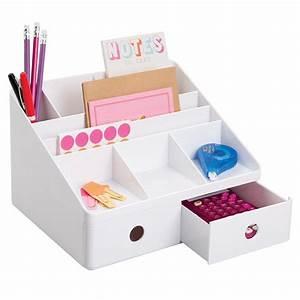 Schreibtisch Organizer Basteln : interdesign 42011eu linus schreibtisch organizer mit schubladen wei k che ~ Eleganceandgraceweddings.com Haus und Dekorationen