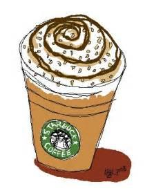 Cute Starbucks Drawing
