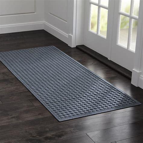 thirsty dots slate  doormat door mat indoor