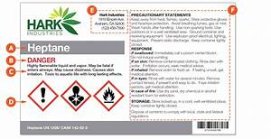custom ghs labels safety signs waterproof durable With avery sds labels