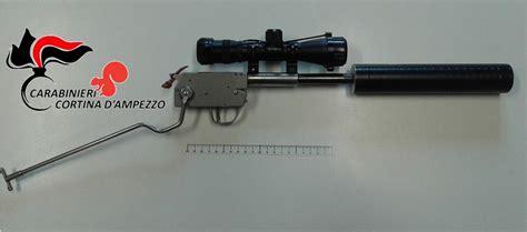 Poacher's Silenced Takedown Gun