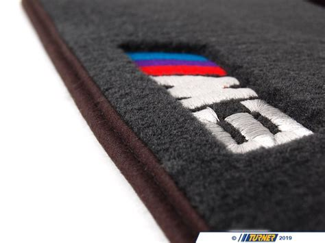 genuine bmw   logo floor mats turner