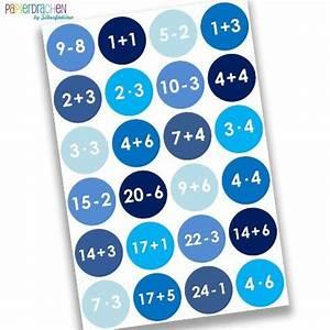 Adventskalender Zahlen Mathe : 24 adventskalender zahlen nr 9 aufkleber sticker x mas pinterest adviento tareas y ~ Indierocktalk.com Haus und Dekorationen