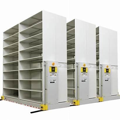 Mobile Shelving Aisle Duty Heavy Pallet Compact