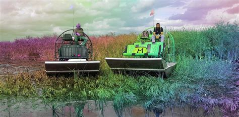 Boat Tours Near Me by Everglades Boat Tours