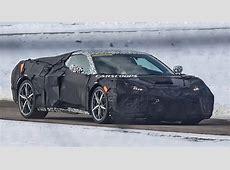 Chevrolet Is Already Developing A Corvette C8 MidEngine