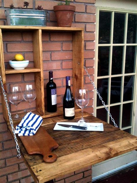 cool diy outdoor murphy bars  refreshing  shelterness