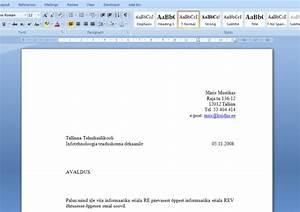 Kuidas Kirjutada avaldust - tarkuseraamat internetis!
