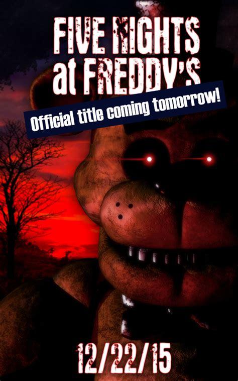 nights  freddys   release  week vg