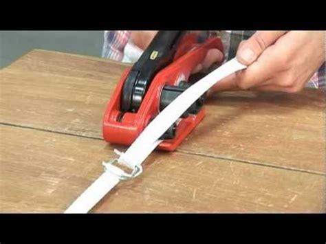 metal buckle tensioner  packer youtube