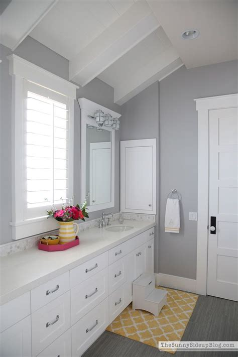 my favorite gray paint and all paint colors throughout