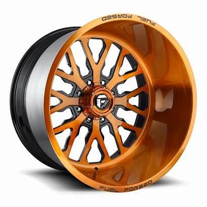 Fuel Custom Ff45 Wheels Forged Lug Solid