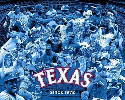 Rangers Texas Wallpapers Backgrounds Background Baseball Computer