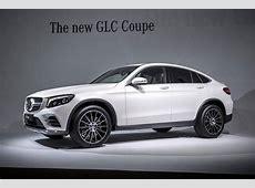New York 2016 MercedesBenz GLC Coupe GTspirit