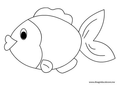 immagini di pesci da colorare e ritagliare elegante disegni pesci belli marini da colorare migliori