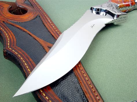 overview   modern knife maker  jay fisher
