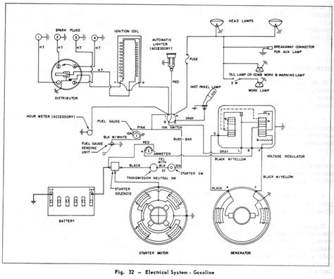 filter ferguson steering diagram massey wiring parts tractor get volt box location electrical