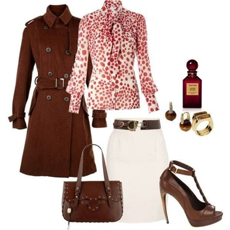 Fashionable Work Outfit Ideas For Fall Winter