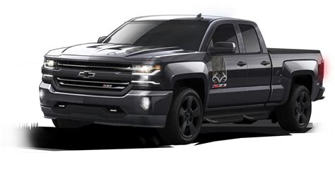 Chevrolet Introduces Special Edition, Evil-looking