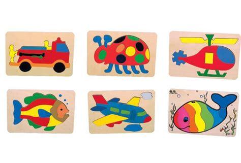 preschool puzzles set of 6 878 | 03191b