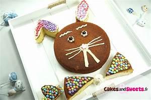 Dessert Paques Original : g teau lapin de p ques dessert de p ques ~ Dallasstarsshop.com Idées de Décoration