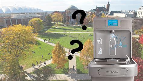 syracuses water bottle filling stations dispensing