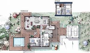 House Plan 120m2