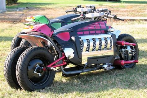 Chinese Replicate Dodge Tomahawk Motorcycle