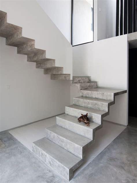 ringhiera in cemento scala cemento continua sda blog concrete