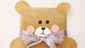 Geschenk Verpack Ideen : s e b rchen geschenkverpackung geschenk verpacken f r kinder kindergeburtstag basteln youtube ~ Markanthonyermac.com Haus und Dekorationen