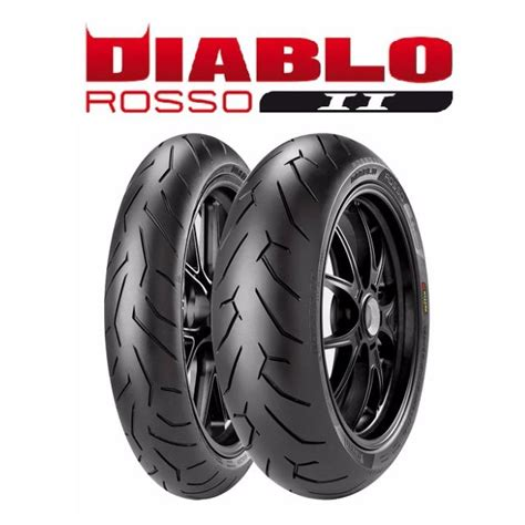 pirelli diablo rosso 2 pirelli diablo rosso 2 motorbikes motorbike accessories on carousell