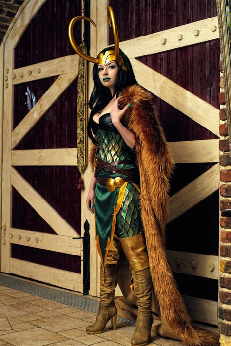 Cosplay Collection Lady Loki Project Nerd