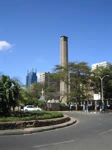 Kenya Nairobi African City