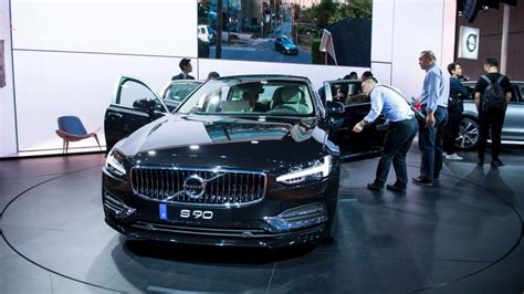 chinese owned volvo  export cars    china
