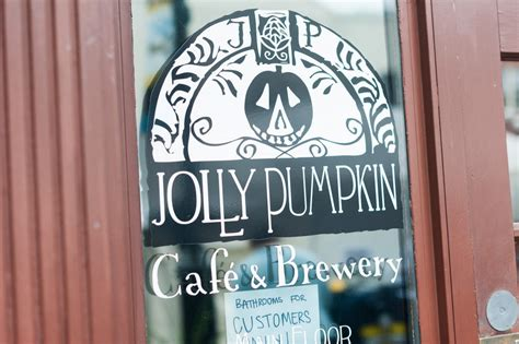 Jolly Pumpkin Restaurant Brewery by Jolly Pumpkin The Mitten Adventure