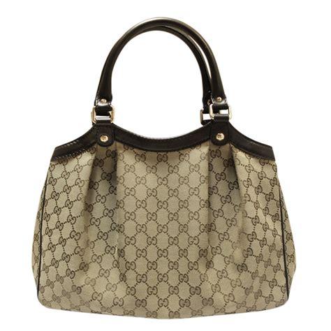 gucci sukey medium monogram canvas leather purse shoulder bag