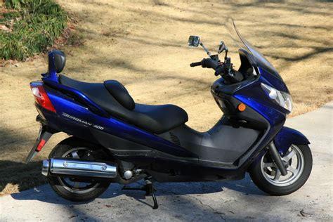 2005 Suzuki Burgman 400 by 2006 Suzuki Burgman 400 Moto Zombdrive