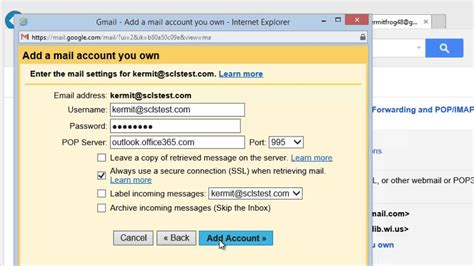 Office 365 Gmail by Use Gmail To Check Your Scls Office 365 Mail