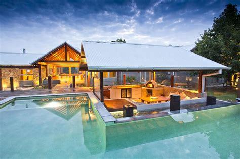 luxury acreage home designs custom homes   rural property