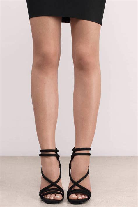 taupe color heels taupe heels open toe heels strappy heels multi