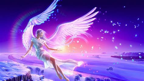 Best Wallpapers Collection Best Angel Wallpapers