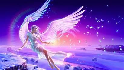Angel Angels Wallpapers Desktop Widescreen Wallpapersafari Xga