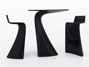 Mange Debout Jardin : wing table de jardin by vondom design a cero ~ Teatrodelosmanantiales.com Idées de Décoration