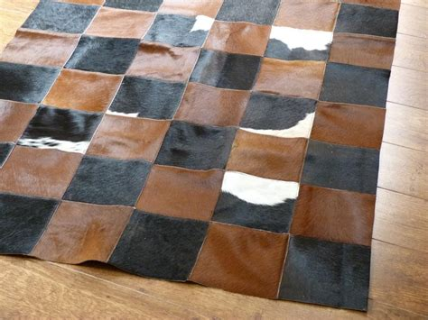 Patchwork Cowhide by Patchwork Cowhide Rug Patch145 Hide Rugs