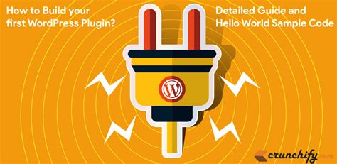 How To Create First Wordpress Plugin? Stepbystep Guided
