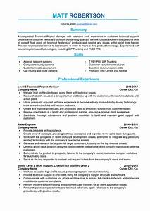 Project Manager Resume Samples and Writing Guide 10