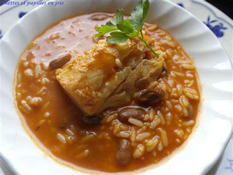 cuisiner la morue à la portugaise recettes de morue et riz
